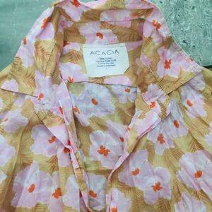 Acacia capsulr Mahalo aloha shirt 🌸